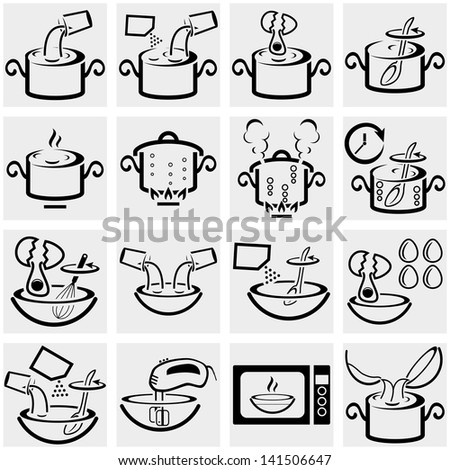 instructions icon stock images royalty free images vectors