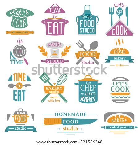 Restaurant Kitchenware cake pans vectores, imágenes y arte vectorial en stock | shutterstock