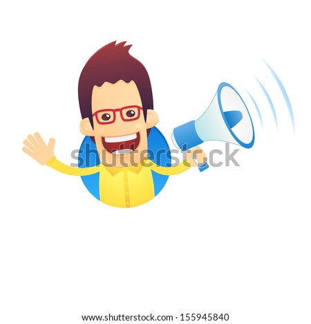 cool dude in various poses for use in advertising, presentations, brochures, blogs, documents and forms, etc. - stock vector