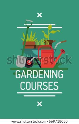School Garden Stock Images Royalty Free Images Vectors