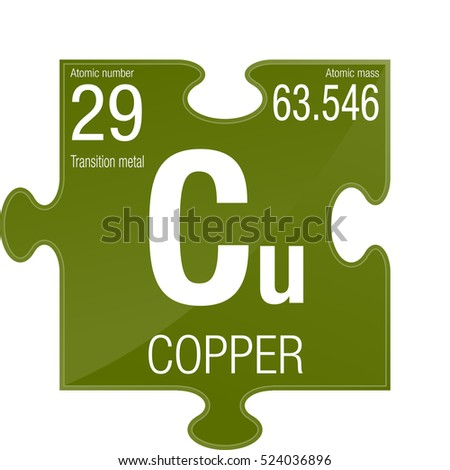 Copper symbol element number 29 periodic stock vector 524036896 copper symbol element number 29 of the periodic table of the elements chemistry urtaz Images