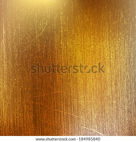 Copper Texture - grind copper background  for your design. EPS10 vector. - stock vector