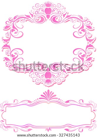 Corner ornament greeting card vector template stock vector 327435143 corner ornament greeting card vector template retro luxury invitation royal certificate flourishes frame stopboris Image collections
