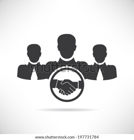 corporate - stock vector