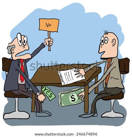 Essay corruption public offices