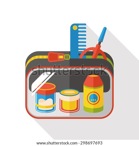 Toiletry Bag Stock Images, Royalty-Free Images & Vectors | Shutterstock