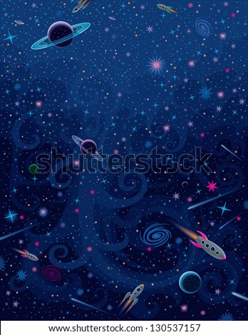 Cosmic Bright Background