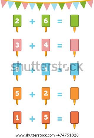 math worksheet : ice worksheet stock photos royalty free images  vectors  : Vector Addition Worksheets