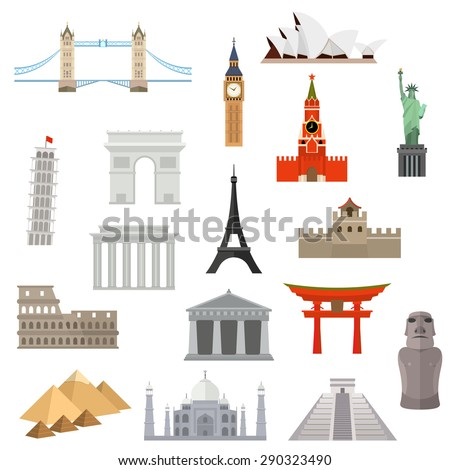 World Landmarks Stock Photos, Images, & Pictures ...