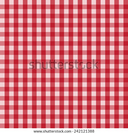 Country, picnic, retro vector pattern. - stock vector