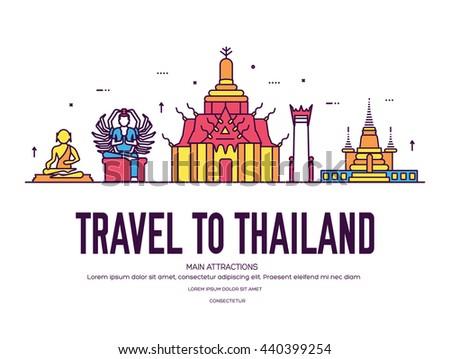 travel countries thailand photos