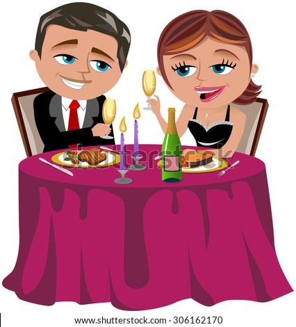 Romantic Dinner Coup