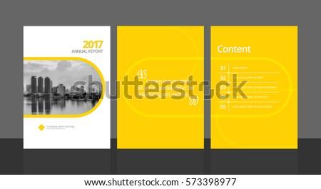 Annual Report Design Images RoyaltyFree Images Vectors – Annual Report Template Design