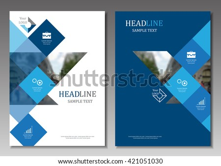Cover Design - Vector Illustration, Graphic Design. - stock vector