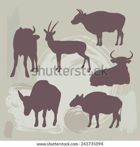 African Cow Stock Images, Royalty-Free Images & Vectors ...