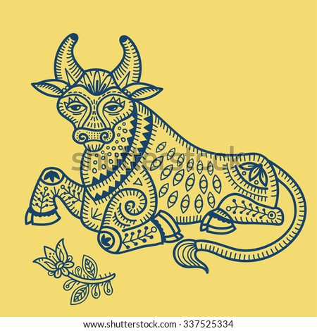 Sacred animal stock photos royalty free images for Thin line tattoo artists near me