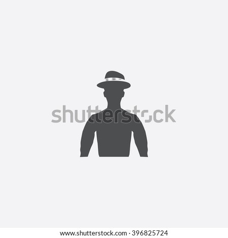 Cowboy Icon Vector. Cowboy Icon JPEG. Cowboy Icon Picture. Cowboy Icon Image. Cowboy Icon Graphic. Cowboy Icon Art. Cowboy Icon JPG. Cowboy Icon EPS. Cowboy Icon AI. Cowboy Icon Drawing - stock vector