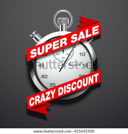 crazy discount vector, crazy discount Black Friday, crazy discount illustration, crazy discount, crazy discount banner, crazy discount ad, crazy discount flat, crazy discount 50% off crazy discount up - stock vector