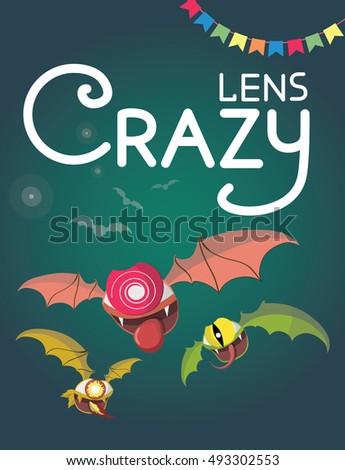 crazy lenses for halloween