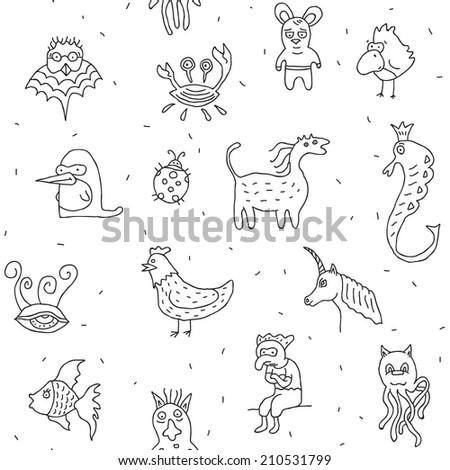 06c6b506a584d296 also LookInside in addition Superhero Cartoon also Tattoo Drawings besides Unicorn Lockscreens. on cool cartoon alien