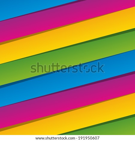 Creative Abstract Colored Background vector illustration