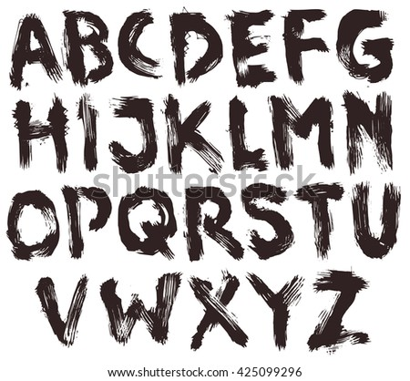 letter style