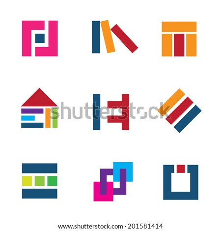 Architecture logo stock photos images pictures for S architecture logo