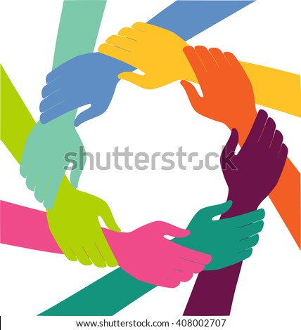 Hands Together Stock Images, Royalty-Free Images & Vectors ...