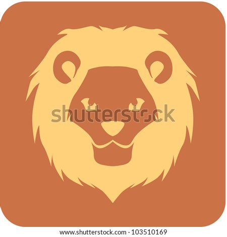 Creative Lion Icon