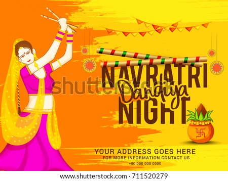 Dandiya Invitation Messages All The Best Invitation In 2018
