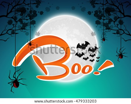 Halloween Boo Stock Images, Royalty-Free Images & Vectors ...