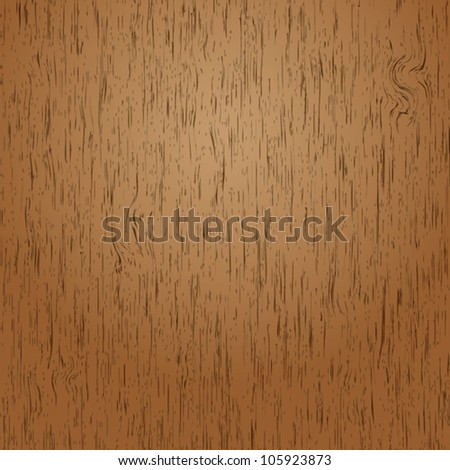 Creative wood background, Vector