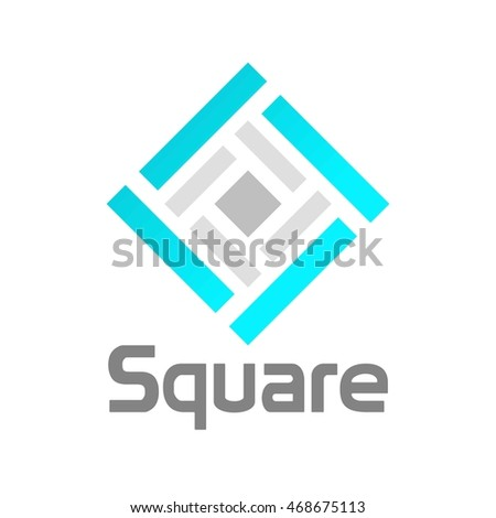 square logo stock images royaltyfree images amp vectors