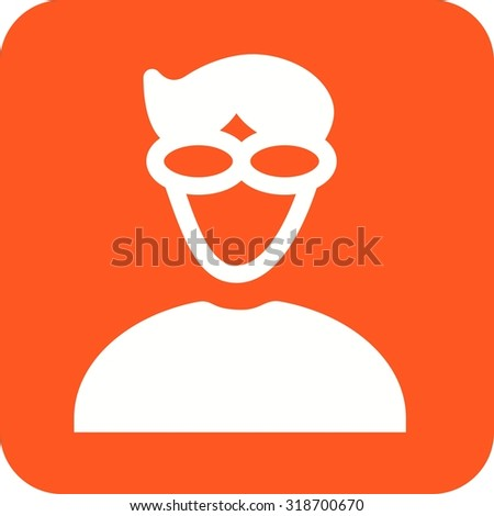 Criminal, handcuffs, arrested icon vector image.Can also be used for law and order. Suitable for mobile apps, web apps and print media. - stock vector
