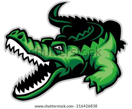 Crocodile Brand Logo