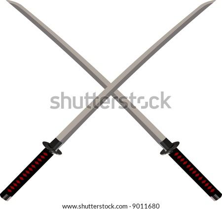 Ninja sword Stock Photos, Images, & Pictures | Shutterstock
