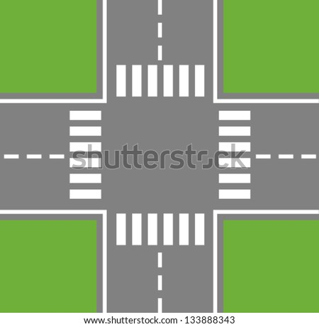 Road Intersection Stock Images, Royalty-Free Images & Vectors ...