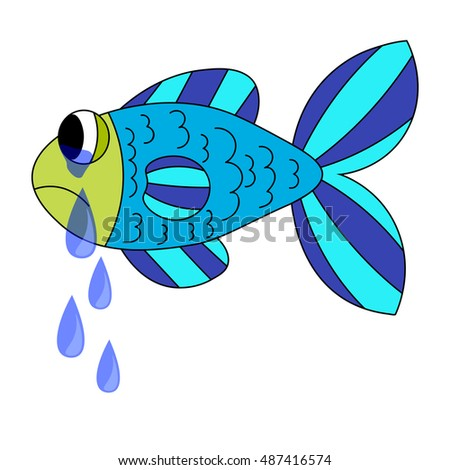 sad fish stock images  royalty free images   vectors Free Ocean Clip Art Starfish Templates Free