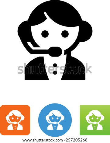 CSR symbol for download. Vector icons for video, mobile apps, Web sites and print projects.  - stock vector
