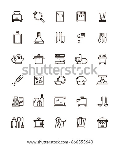 Restaurant Kitchen Toolste restaurant kitchen tools stock images, royalty-free images