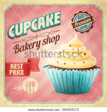 Cup Cake Cream Design : Stock Photos, Royalty-Free Images & Vectors - Shutterstock