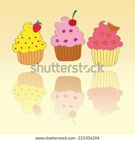 Cupcakes - background