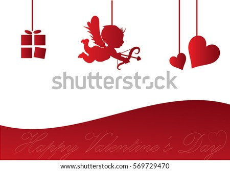 Valentine vector hart background white hart stock vector 790635679 cupid gift heart abstract background for wedding and valentine day card vector negle Gallery