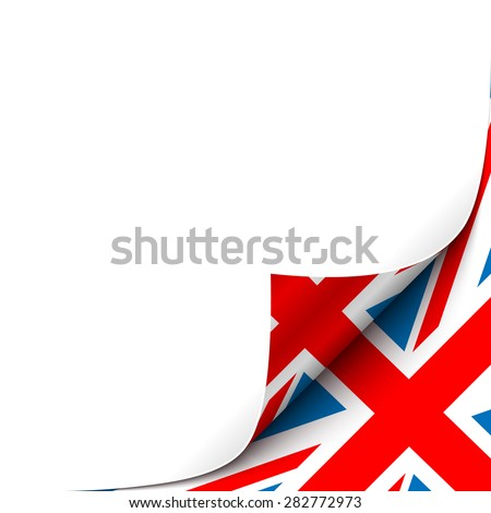 Great Britain Flag Stock Royalty Free