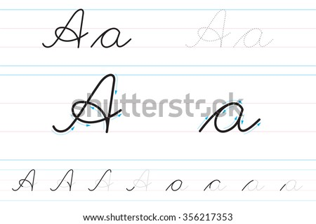 Cursive Stock Photos, Royalty-Free Images & Vectors - Shutterstock