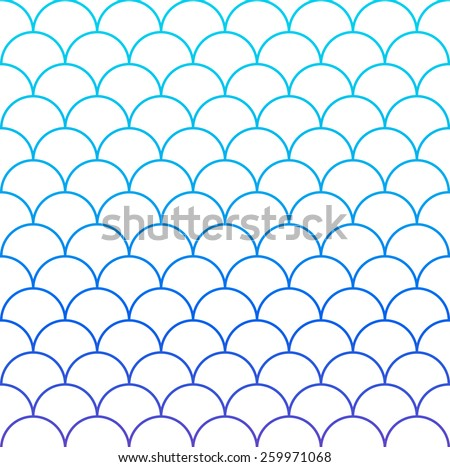 Curve line overlap abstract background - stock vector