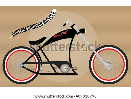 Cruiser Bicycle Stock Images, Royalty-Free Images & Vectors ...
