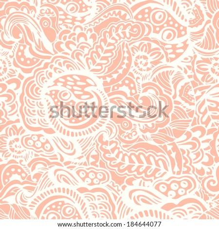 Cute abstract seamless pattern. Perfect abstract texture for your design made in vector.