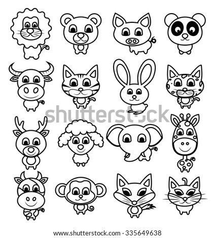Draw Cute Baby Animals Archives  How to Draw Step by Step