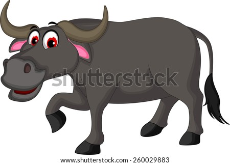 buffalo cartoon stock images  royalty free images bull riding clip art free Bull Riding Pictures to Color